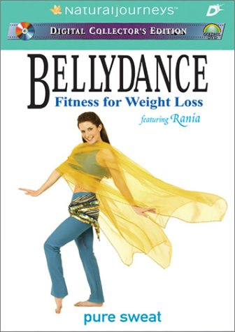Learning Belly Dance - Bellydance Fitness for Weight Loss featuring