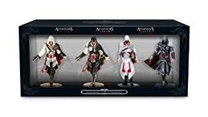 Ubisoft - Pack De 4 Figuras Ezio Auditore De Assassin's