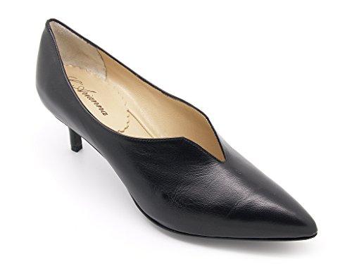 vestir Zapatos de Piel para mujer L'Arianna de fzq1wq0