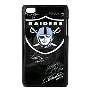 DIY phone case Okland Raiders skin cover For Ipod Touch 4 SQ873527