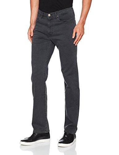 Stretch Grigio Uomo grey Wrangler Jeans Straight 3h Arizona 8H1qg6