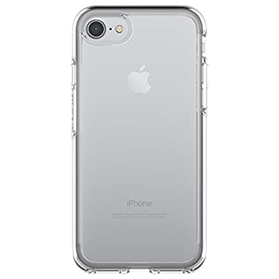 OtterBox SYMMETRY CLEAR SERIES Case for iPhone 7 (ONLY) - Retail Packaging - CLEAR (CLEAR/CLEAR) from Otter Products, LLC