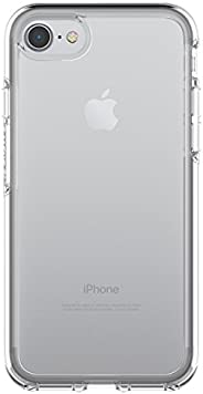 OtterBox SYMMETRY CLEAR SERIES Case for iPhone SE (2nd gen - 2020) and iPhone 8/7 (NOT PLUS) - Retail Packagin