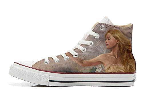 Converse All Star chaussures coutume mixte adulte (produit artisanal) Fata style