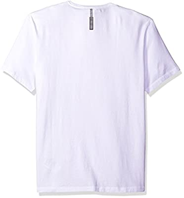 Calvin Klein Jeans Men's Short Sleeve Repeat Ckj Logo Crew Neck T-Shirt