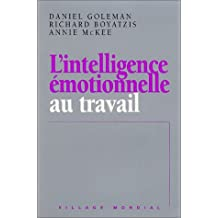 Intelligence emotionnelle au travail