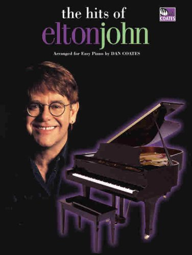 The Hits of Elton John: Easy Piano/Vocal