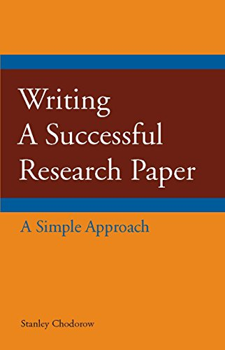 Writing a Successful Research Paper: A Simple Approach (Hackett Student Handbooks)