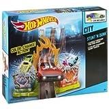 Hot Wheels City Stunt N Dunk Playset