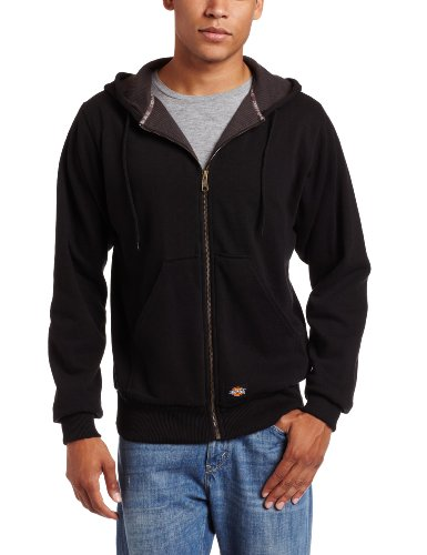 Dickies Thermal Lined Front Zip Hooded Jacket