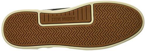 Steve Black Sneaker Men's Madden Fabric Ferro ZwapZvqr