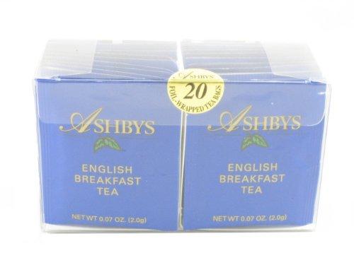 Ashbys - Bolsas de té para desayuno, 20 unidades: Amazon.com ...