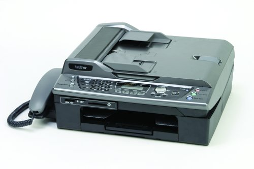 Brother MFC-640CW Color Multi-Function Center, Wireless Network (Fax Multifunction Center)