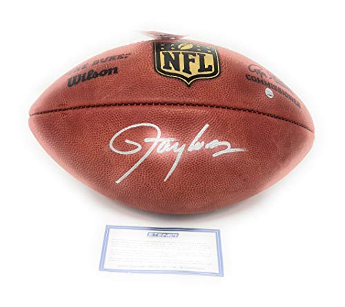 Lawrence Taylor New York Giants Signed Autograph Authentic NFL Duke Football Steiner Sports Certified from Mister Mancave