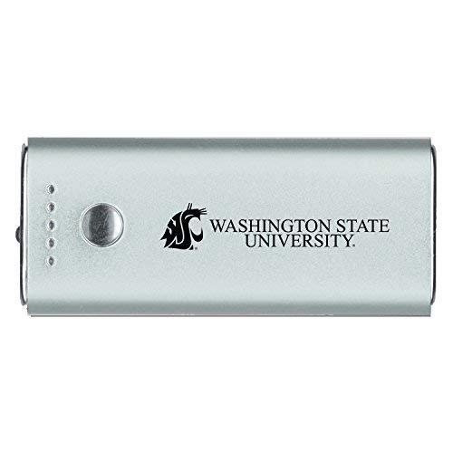 LXG, Inc. Washington State University -Portable Cell Phone 5200 mAh Power Bank Charger ()