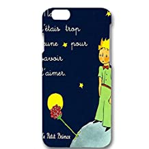iPhone 6/6s 4.7 (Inch) Cover,Le Little Prince Quotes Phone Case Classic Unique Animation Movies The Little Prince Le Petit 3D Protect Case Cover