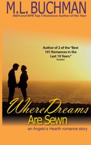 book cover of Where Dreams Are Sewn