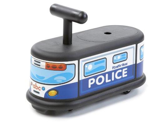 Italtrike La Cosa Ride-On, Police - Italtrike Bike