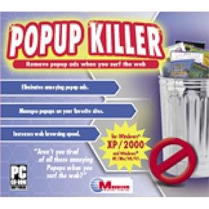 Popup Killer (Jewel Case)