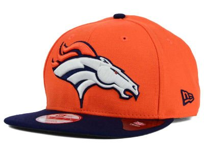 Image Unavailable. Image not available for. Color  New Era NFL Denver  Broncos Wool Classic XL Logo 9FIFTY ... 9c32e140c