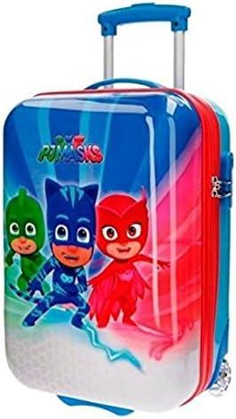 PJ Masks Winter Heroes Equipaje Infantil, 50 cm, 26 litros, Multicolor