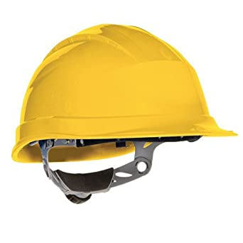 Casco Obra quartz3 Amarillo