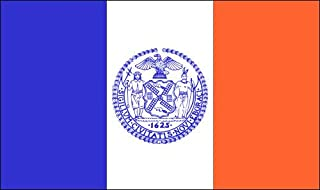 product image for New York City Flag 3ft x 5ft Nylon - Outdoor