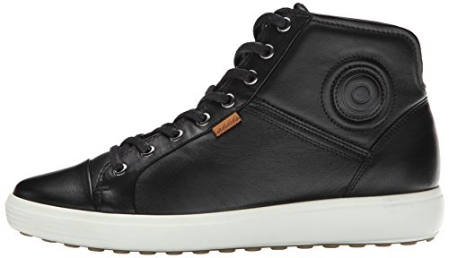 Pictures of ECCO Women's Soft 7 High Top Soft Vii High Top Black 5