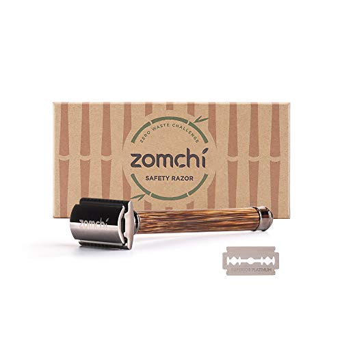 Razors for Men or Women, Eco Razor with Long Natural for sale  Delivered anywhere in USA