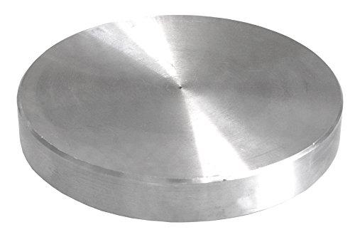 50mm Montageplatte Eisenscheiben f/ür Drehbank Drehfutter Adapter 50x15mm