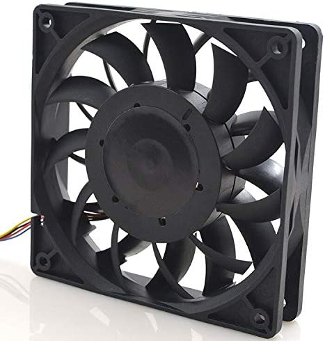 Authentic FOR Delta FFB1212SH 12025 12V 1.24A 12CM Violent High Speed and Large Volume cooling Fan