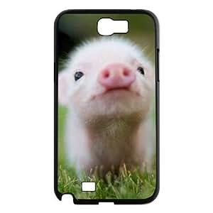 Pig DIY Phone Case for Samsung Galaxy Note 2 N7100 LMc-13988 at WANGJING JINDA