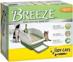 Tidy Cats Breeze Litter Box System Amazon Ca Pet Supplies