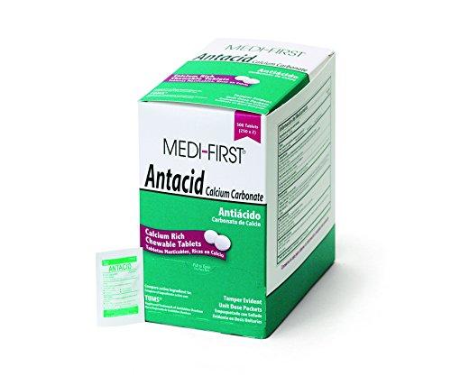 Medique Produits 80213 Medi-Première antiacide, 500 comprimés, 250 X 2