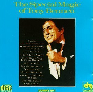 TONY BENNETT - The Special Magic Of Tony Bennett By Bennett, Tony - Zortam Music