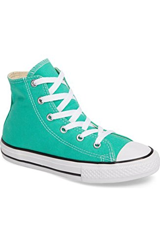 Converse Boys Kids Chuck Taylor All Star Hi Top Fashion (Chuck Taylor Hi Shoe)