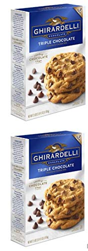 - Ghirardelli Triple Chocolate Chip Cookie Mix (17.5 oz.2 pk.)