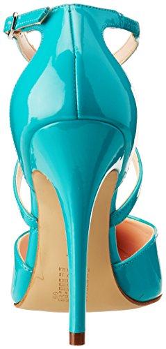 Andrea Zapatos Turquesa Tacón 2412726 Mujer de para RrASRqZnw