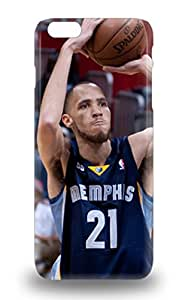 Premium Durable NBA Detroit Pistons Tayshaun Prince #22 Fashion Tpu Iphone 6 Plus Protective Case Cover