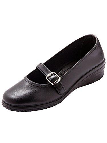 donna sandali nero Sabot Nero Charmance xnC5Yw8Ew