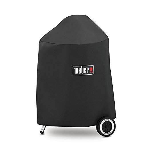 Weber Kettle Grill Cover 18'' Polyester by Weber-Stephen Products Co.