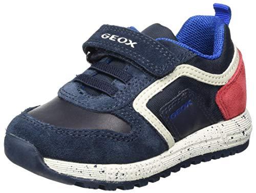 Geox B ALBEN BOY B043CC022FU baby's (jongetjes) sneaker