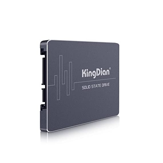 "KingDian 2.5"" SATA III Internal Solid State Drive 120gb SSD for PC Laptop Desktop POS Game Advertising Machine(S400 120G) 1 1. SATA3 (6.0Gbps) interface, compatible with SATA2(3.0 Gbps) interface 2. Compatible system: Windows series, Unix Series, Linux Series, Mac and others usual systems 3. 7mm Metal case, compatible with 9MM thick hard disk situation"