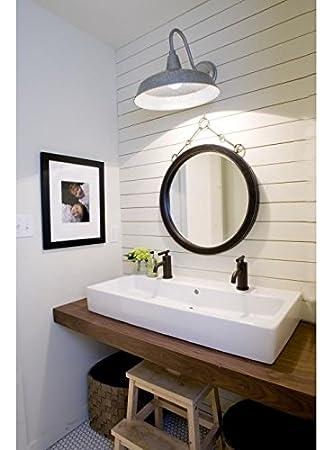 Top Waschbecken Fur Badezimmer Aus Holz Farbe Walnuss Teak 120 X 40