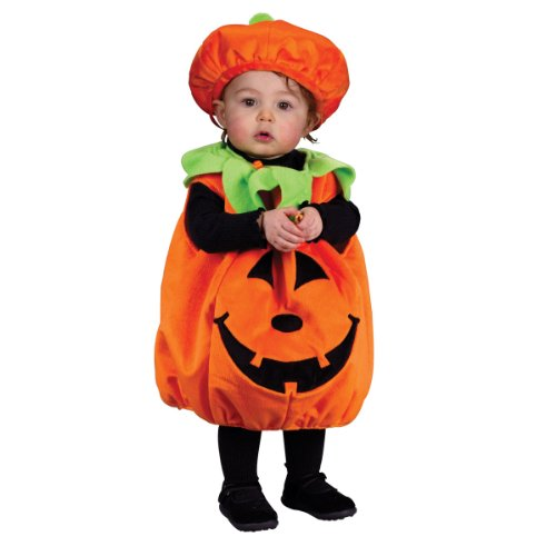 Pumpkin Costumes (Punkin Cutie Pie Costume, Infant (Ages up to 24)