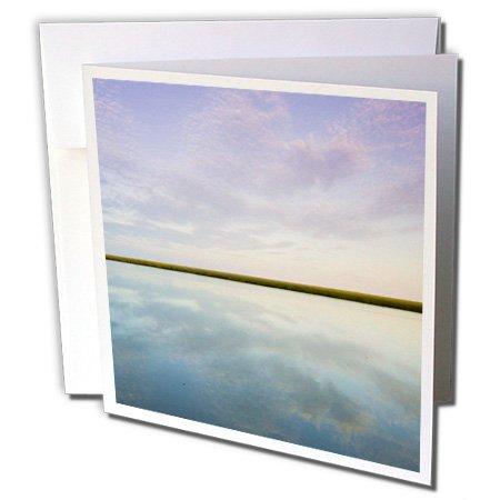3dRose Greeting Cards, Ma, Cape Cod National Seashore, Salt Pond Bay, Us22 Wbi0512, Walter Bibikow, Set of 6 (gc_91002_1)
