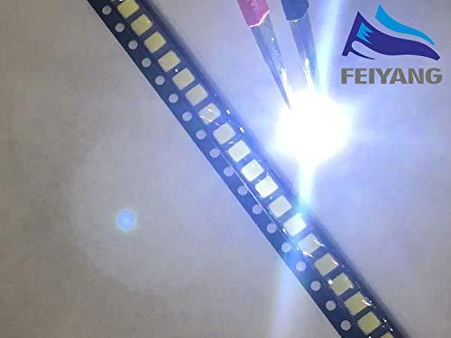 Value-Trade-Inc - 120pcs Konka Changhong Amoi LCD TV backlight LED strip lights with the East Bay 2835 SMD LED beads 6V