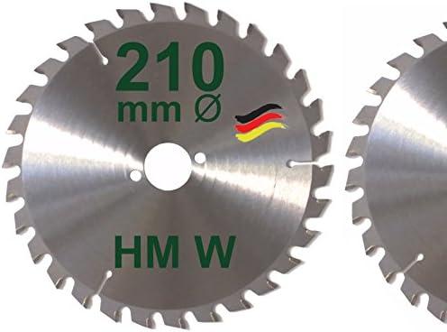 Kreissägen. Gehrungssägen Nagelfest für Hand Kapp 1x Sägeblatt Ø 210 mm HM