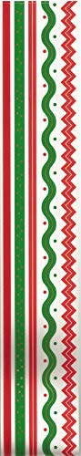 - Mrs. Grossman's Christmas Zig Zags Design Line Stickers
