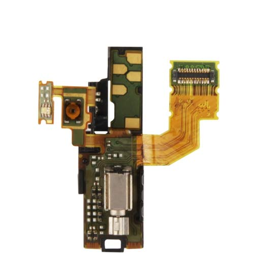 KANEED Flex Cable Replacement, Original Boot Flex Cable for Sony Ericsson Xperia Arc LT15i / X12